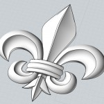 How To Make A Fleur De Lis